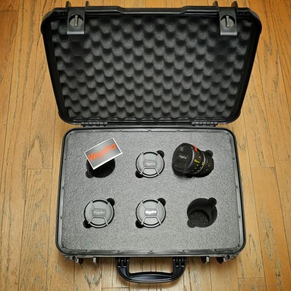Veydra's six-lens case