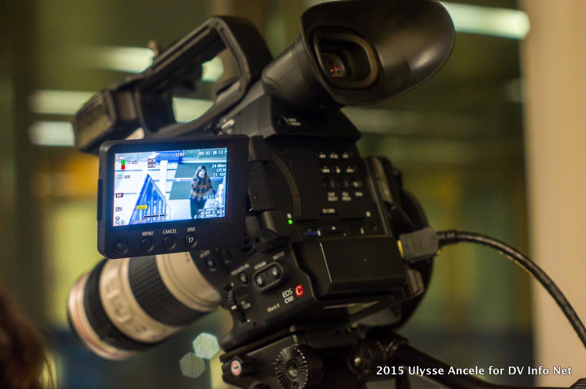 Review: Canon Cinema EOS C100 Mark II
