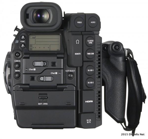 EOS C300 Mark II BCK 24-105 f4L