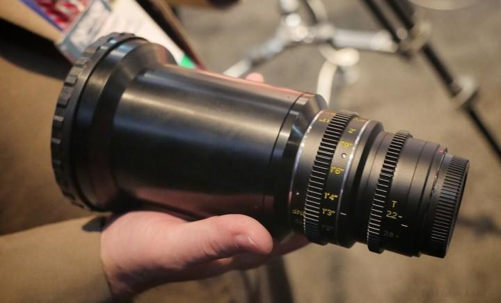 Veydra 25mm 2x anamorphic prime (mockup)
