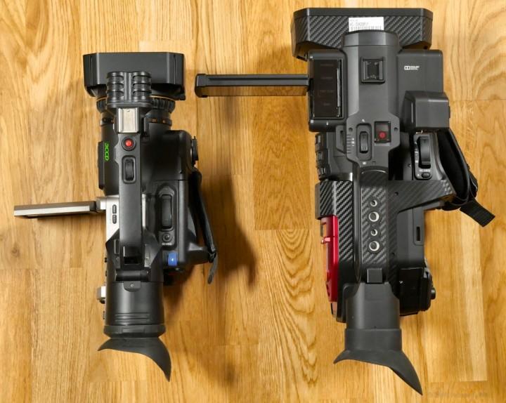 DVX100 and DVX200