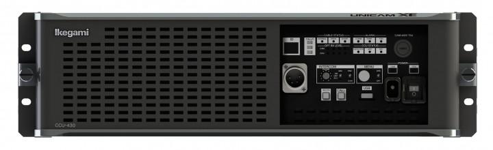 The Ikegami model CCU-430 camera control unit.