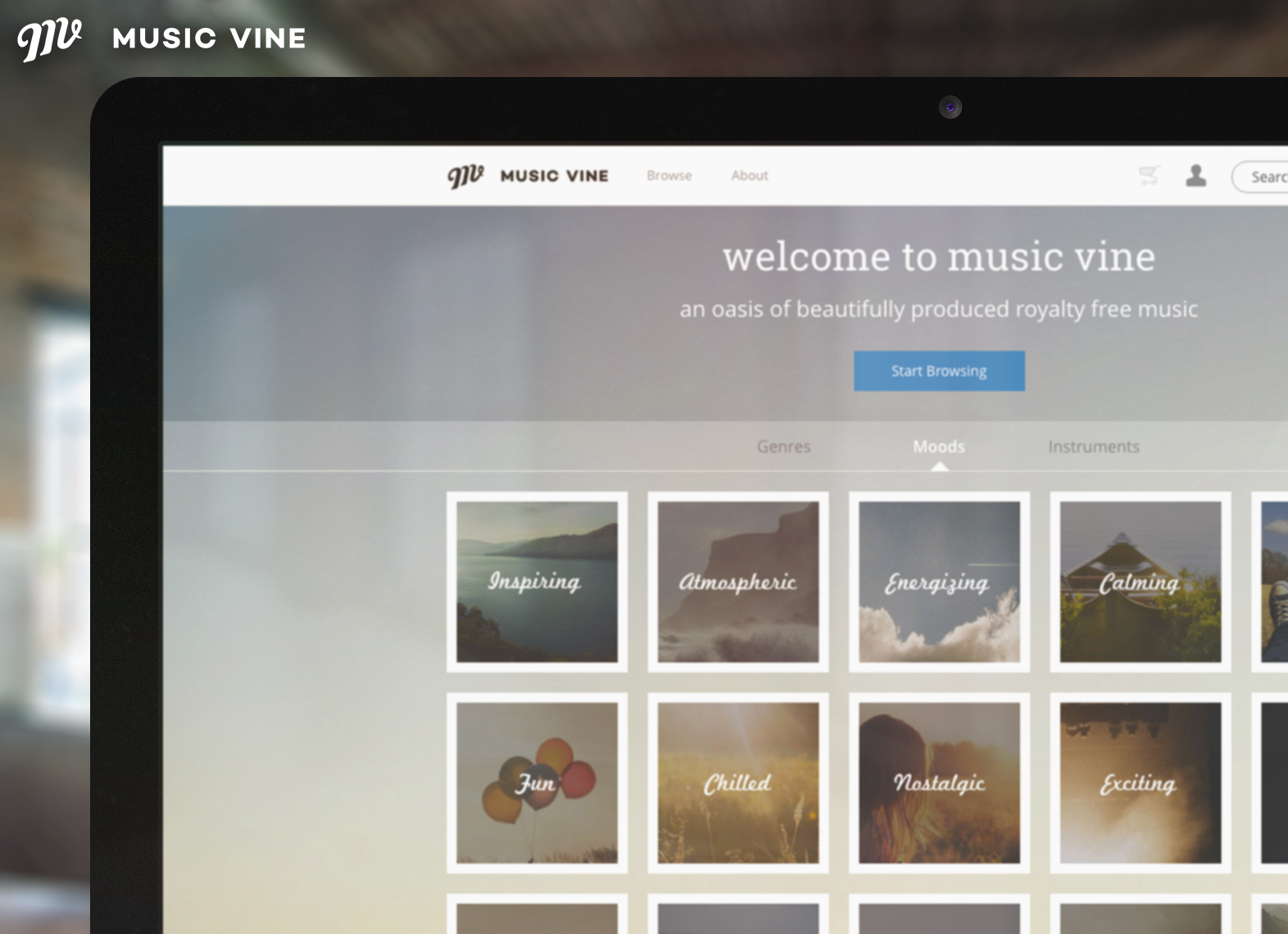 First Look: Music Vine – A Fresh New Music Licensing