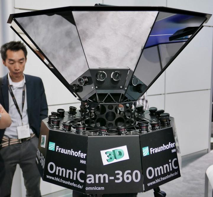 360º 3D camera
