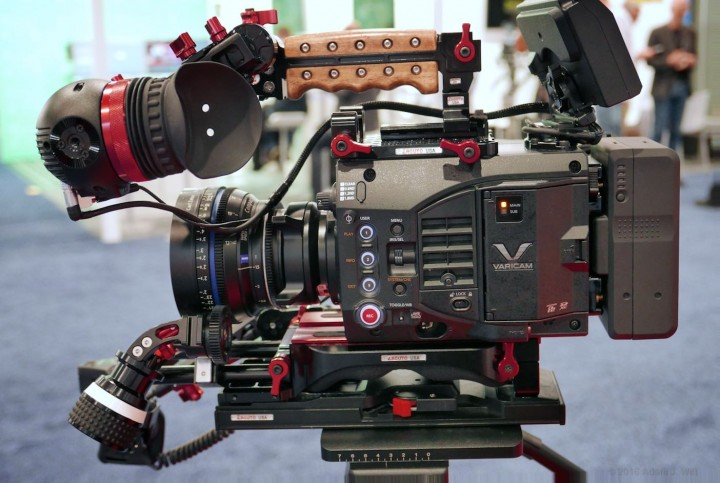 Varicam LT with the full Zacuto treatment