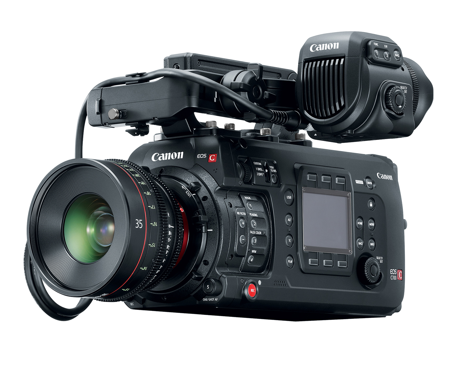 Canon Unveils EOS C700 - The American Society of