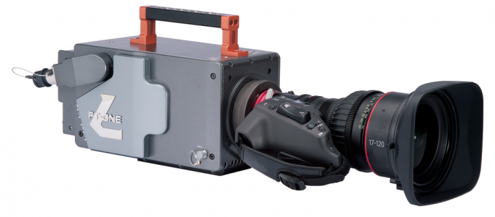 The FT-ONE-LS-12G high-speed full 4K camera.
