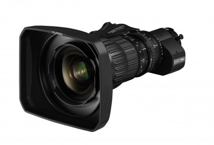 The UA14x4.5B zoom lens