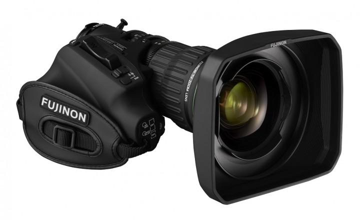 The UA18x5.5B zoom lens
