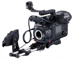 Canon EOS C700 Production Bundle