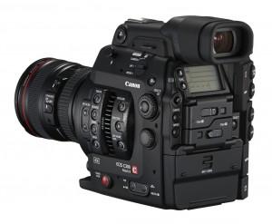 EOS C300 Mark II BSL 24-105 f4L Grip