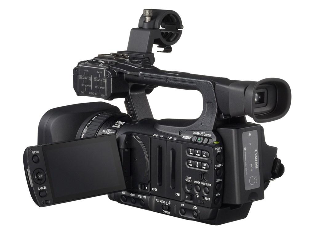 Canon Xf305 Camera Manual - CamerasManual.com