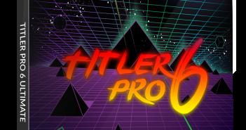 Titler Pro 6 Ultimate box shot