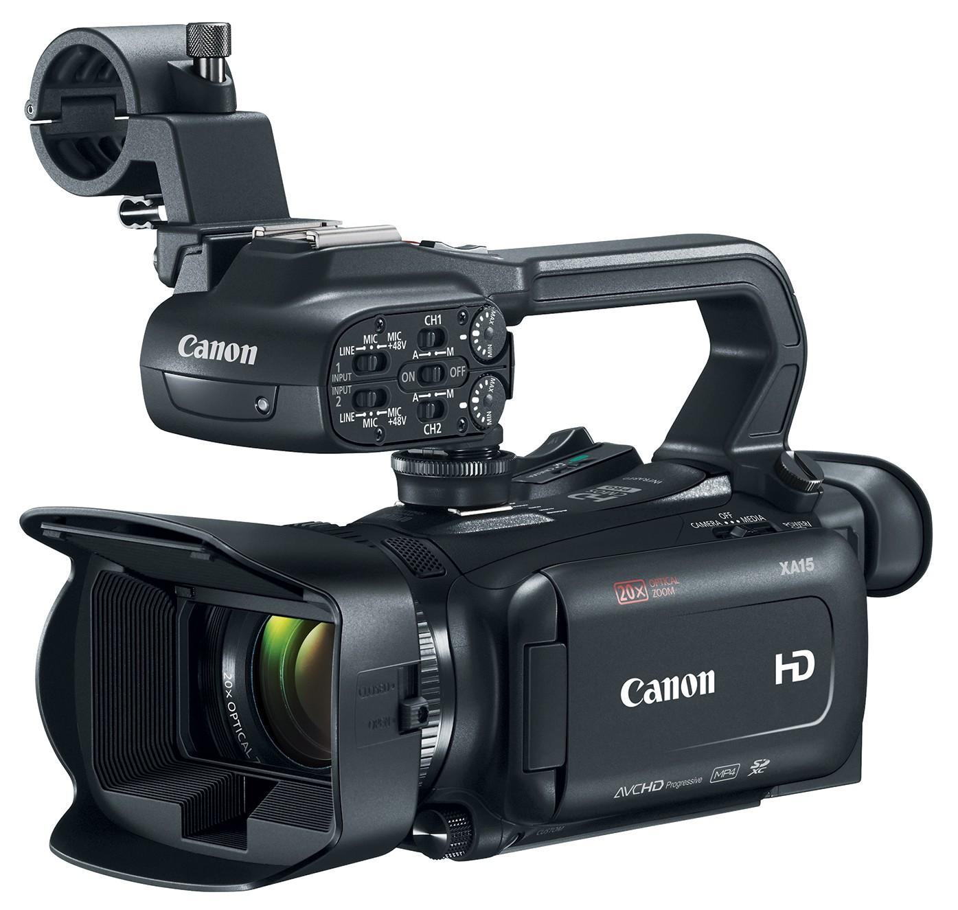 Canon VIXIA HF R700 Camcorder with 32x Optical Zoom, 3