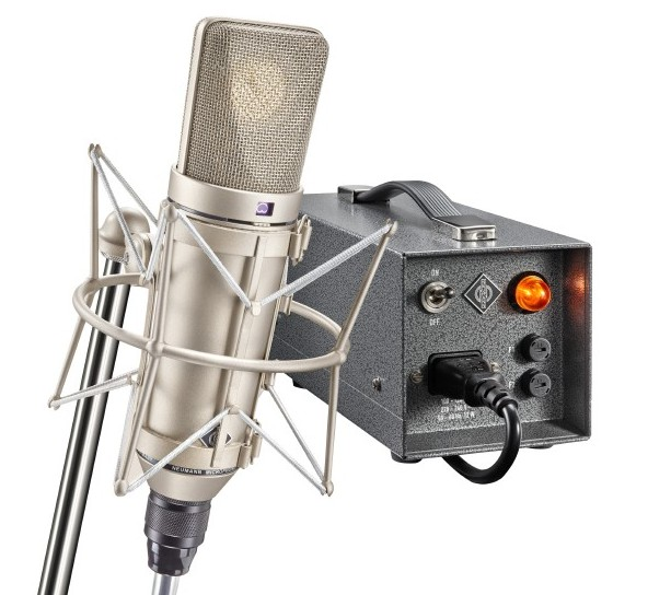Studio specialist Neumann.Berlin will showcase the re-issue of its legendary U 67 tube microphone.