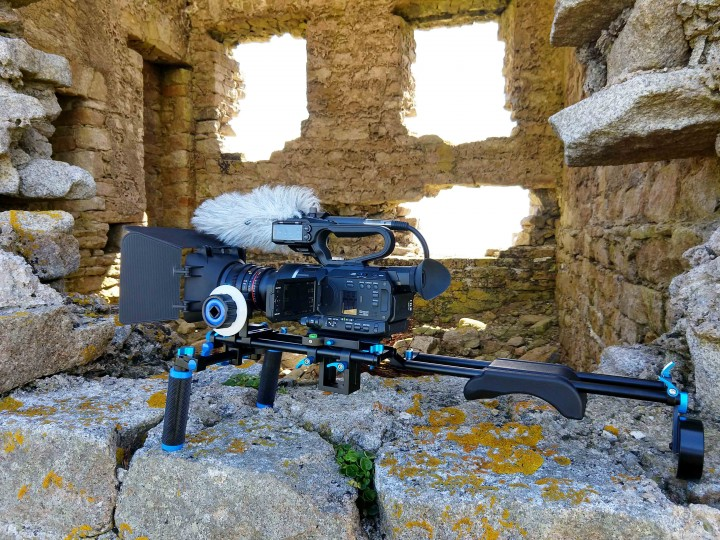 The upcoming documentary My Ireland was shot in locations across Ireland using two JVC GY-LS300 4KCAM Super 35 camcorders.