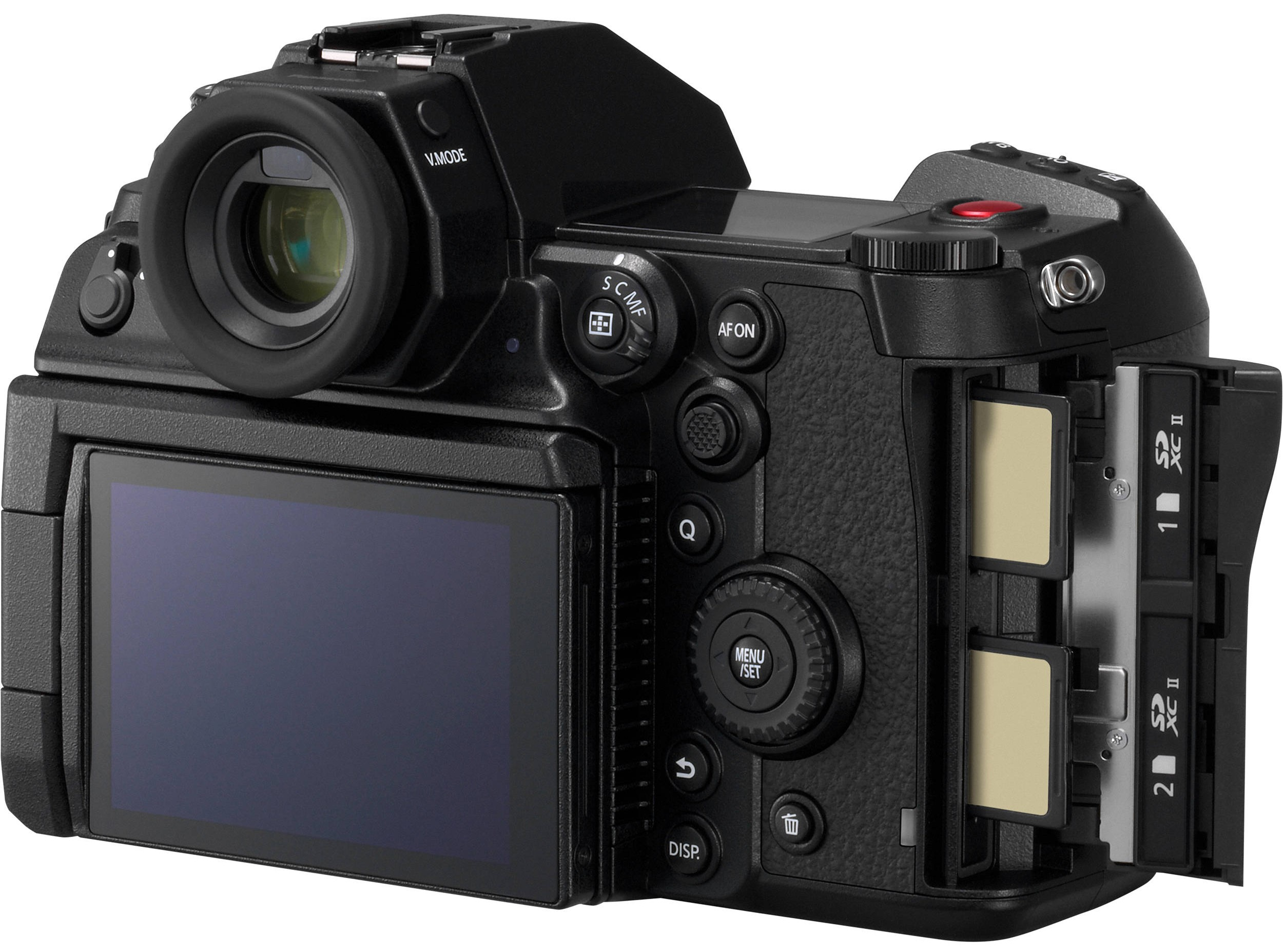 Panasonic launches new LUMIX S1H with Cinema-Quality Video