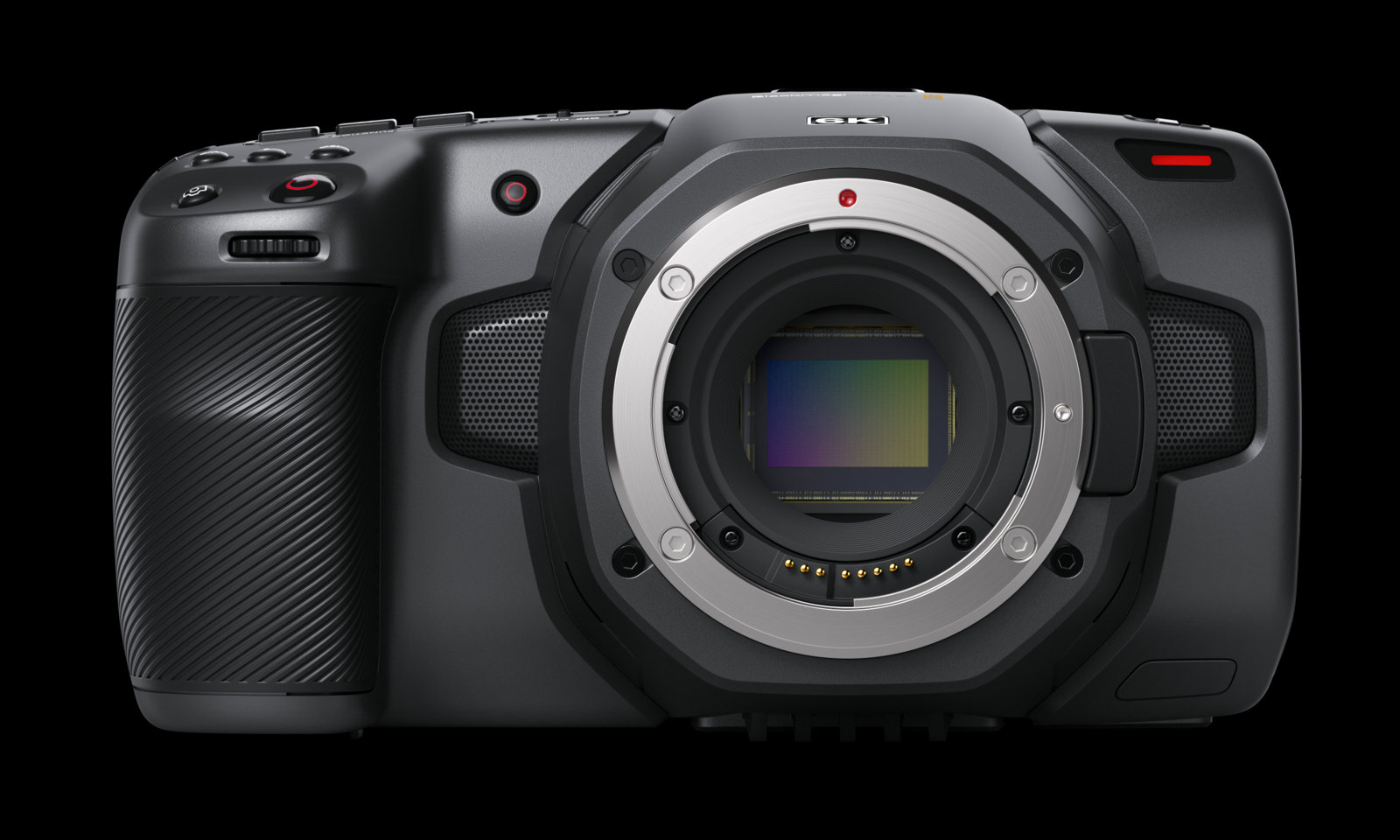 Blackmagic Design Announces New Blackmagic Pocket Cinema Camera 6k