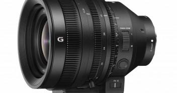 Full-frame E-Mount Cinema Lens FE C 16-35mm T3.1 G
