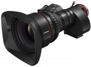 Cine-Servo 25-250mm_Slant_with_servo_hood