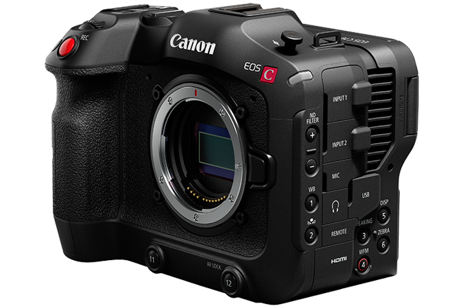 Canon announces the EOS C700 FF, the companys first full